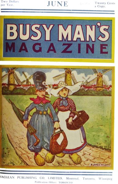 Issue: - June 1910 | Maclean's