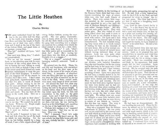 The Little Heathen