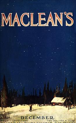 Cover for the December 1 1912 issue