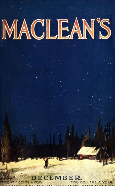 Issue: - December 1912 | Maclean's