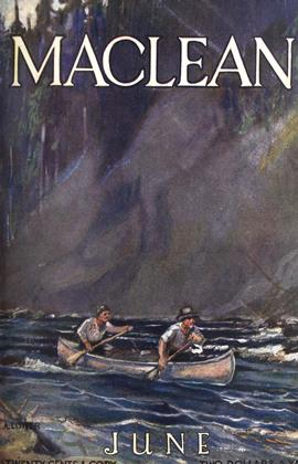 Cover for the June 1 1913 issue