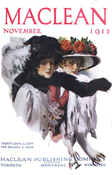 Issue: - November 1913 | Maclean's
