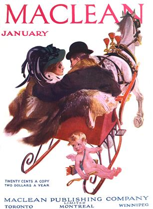 Cover for the January 1 1914 issue