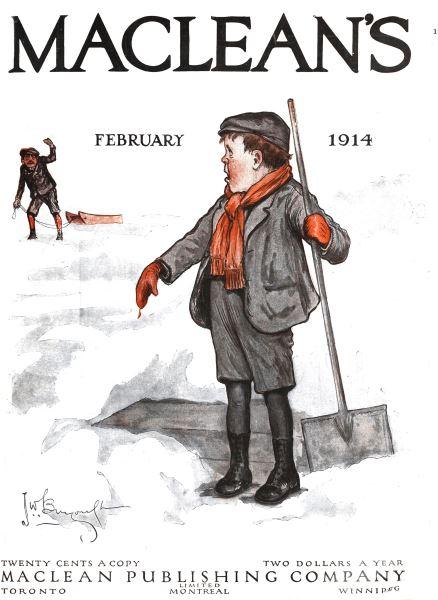 Issue: - February 1914   Maclean's