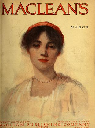 Cover for the March 1 1914 issue