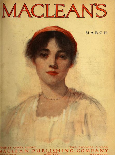 Issue: - March 1914 | Maclean's