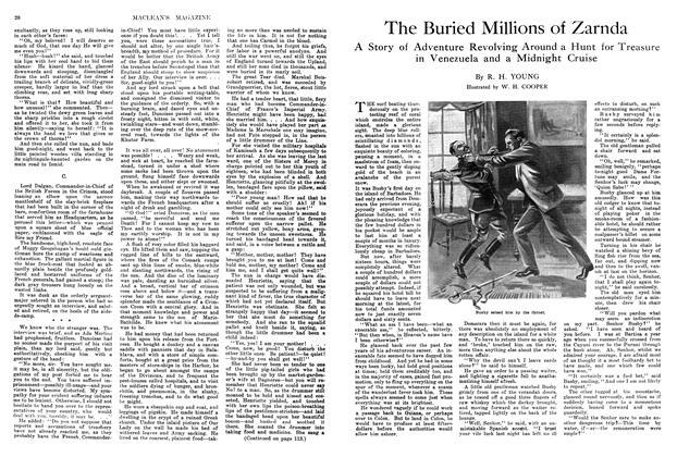 The Buried Millions of Zarnda