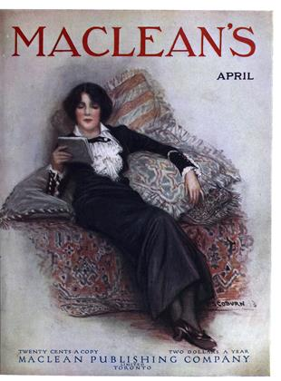 Cover for the April 1 1914 issue