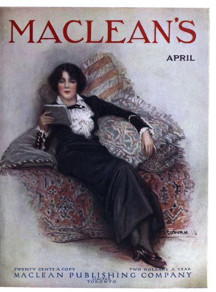 Issue: - April 1914 | Maclean's