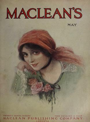 Cover for the May 1 1914 issue