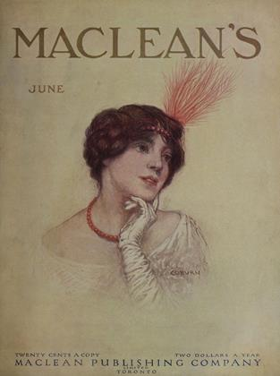 Cover for the June 1 1914 issue