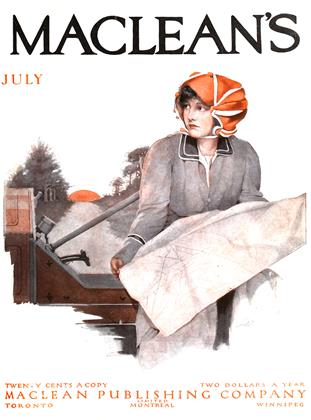 Cover for the July 1 1914 issue