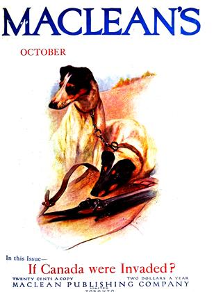 Cover for the October 1 1914 issue