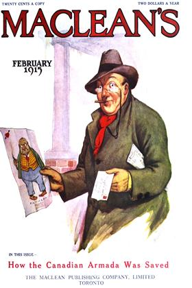 Cover for the February 1 1915 issue