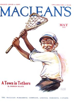Cover for the May 1 1915 issue