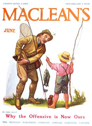 Cover for the June 1 1915 issue