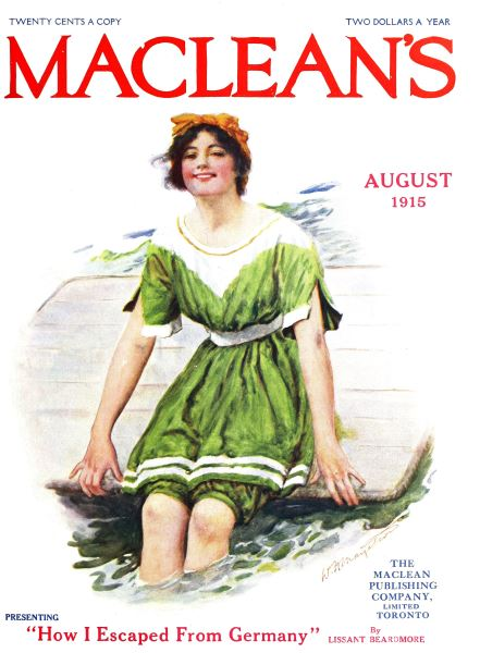 Issue: - August 1915 | Maclean's