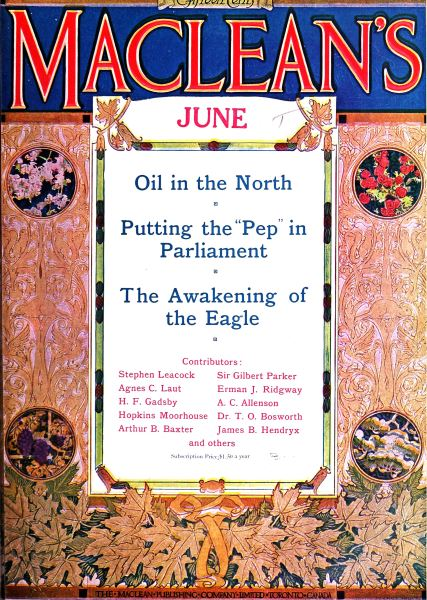 Issue: - June 1916 | Maclean's