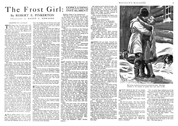 The Frost Girl: