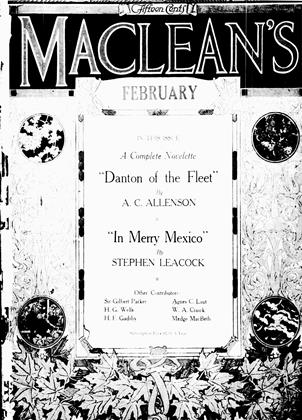 Cover for the February 1 1917 issue