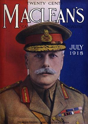 JULY 1918 | Maclean's