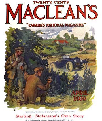 APRIL 1919 | Maclean's