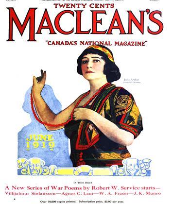 JUNE, 1919 | Maclean's