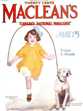 MAY 15, 1920 | Maclean's