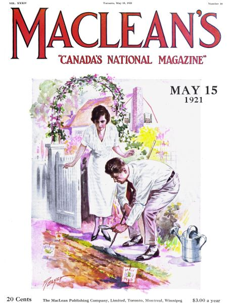 Issue: - May 1921 | Maclean's