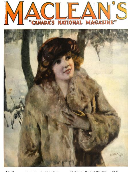 Issue: - January 1922 | Maclean's