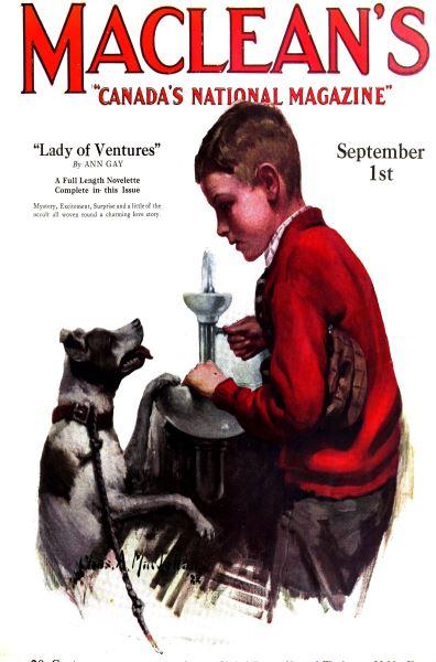 Issue: - September 1st 1922 | Maclean's