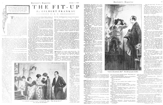 THE FIT-UP