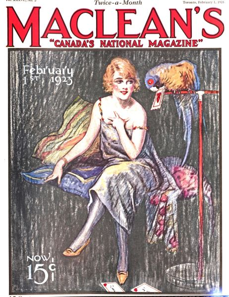 Issue: - February 1923 | Maclean's