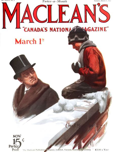 Issue: - March 1923 | Maclean's