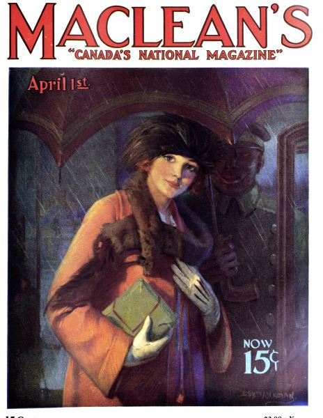 Issue: - April 1923 | Maclean's