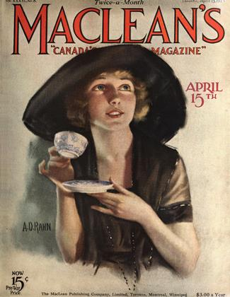 Cover for the April 15 1923 issue