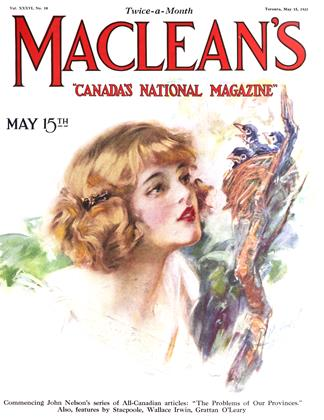 Cover for the May 15 1923 issue