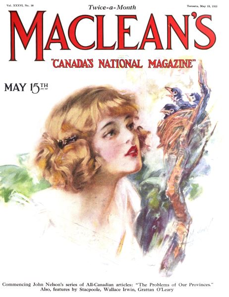 Issue: - May 1923 | Maclean's