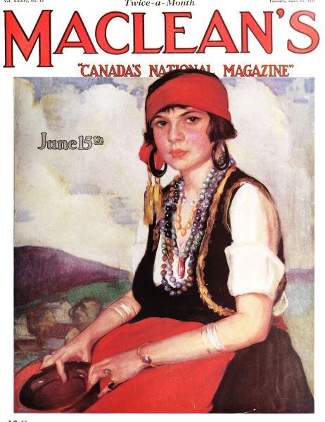 Issue: - June 1923 | Maclean's