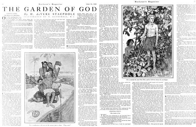 THE GARDEN OF GOD