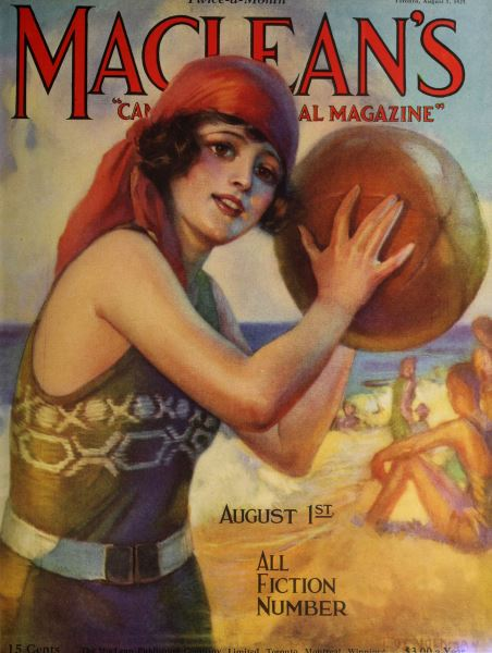 Issue: - August 1923 | Maclean's