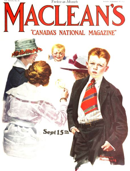 Issue: - September 1923 | Maclean's