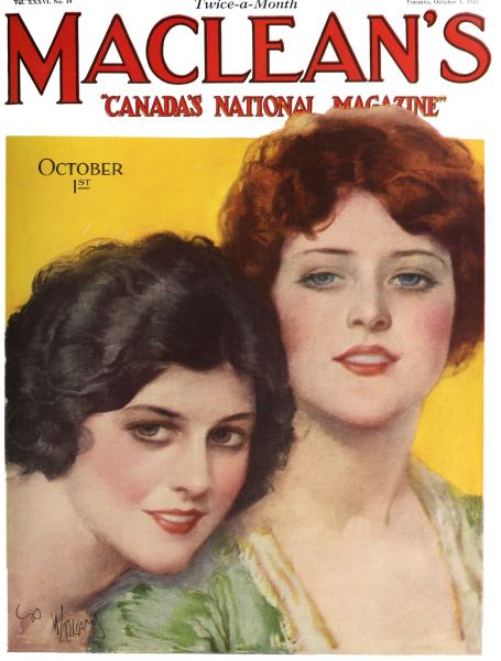 Issue: - October 1923 | Maclean's