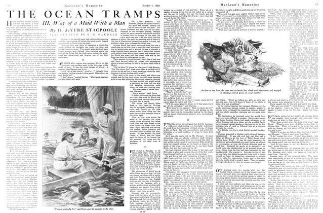 THE OCEAN TRAMPS