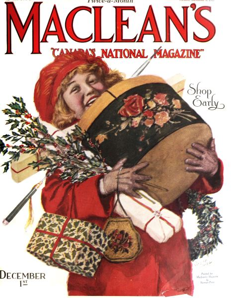 Issue: - December 1923 | Maclean's