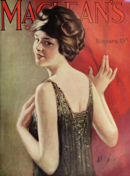Issue: - January 1924 | Maclean's