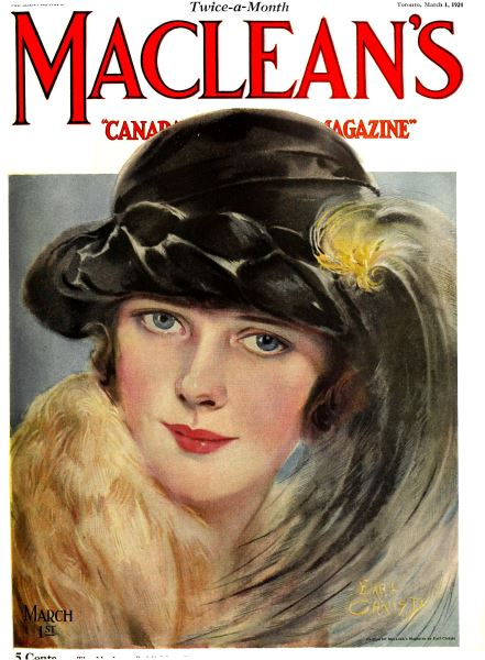 Issue: - March 1924 | Maclean's