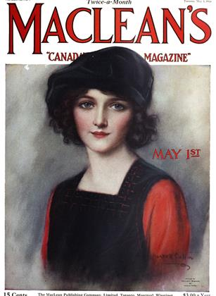 Cover for the May 1 1924 issue