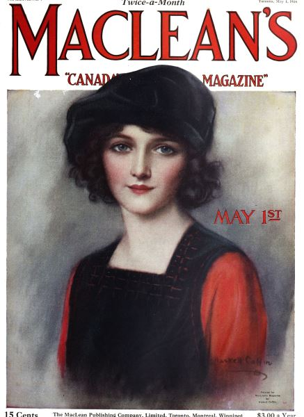 Issue: - May 1924 | Maclean's
