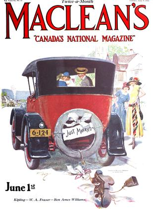 Cover for the June 1 1924 issue